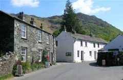 Rosthwaite Village